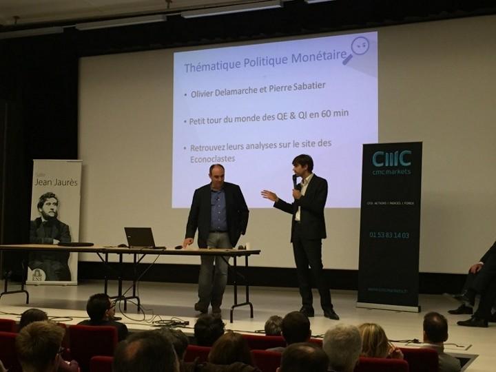 Olivier Delamarche et Pierre Sabatier