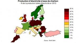 prod elec charbon