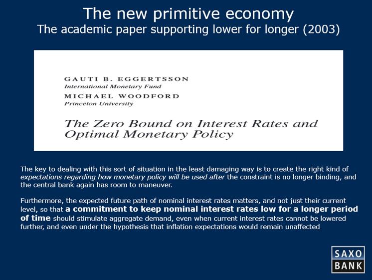 The New Primitive Economy