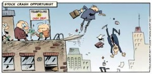 Cliffhanger - stock crash opportunist