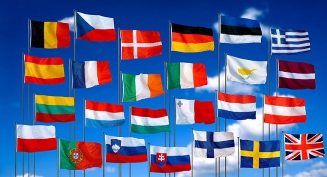 European_flags