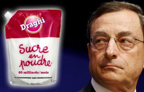 Draghi et le sucre
