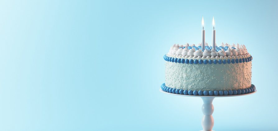 gâteau des deux ans