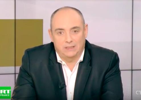 Olivier Delamarche C'est Cash RT
